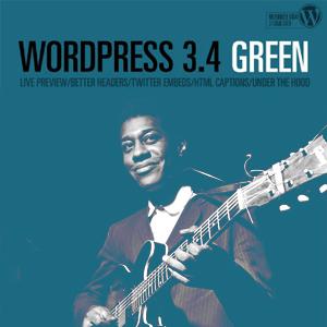 "WordPress 3.4正式版""小绿""低调发布"